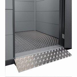 Eleganto drempeloprit dubbele deur metaal