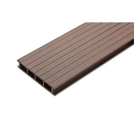 Tecos Terras decking,Premium, Chocolate brown
