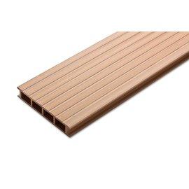 Tecos Revêtement de terrasse, Premium,  Cedar brown