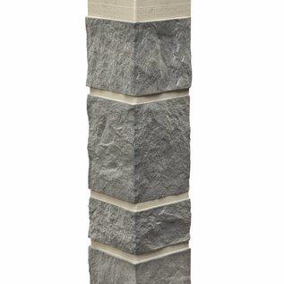 Tecos Ardense steenhoek, Graniet grijs
