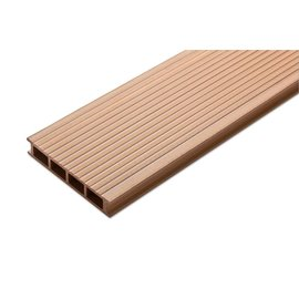 Tecos Terras decking, Classic, Nutbrown