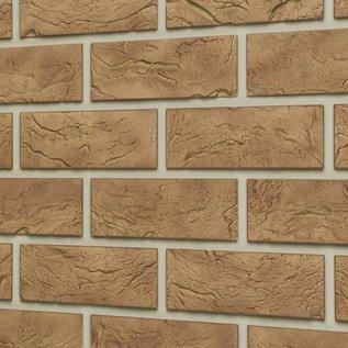 Tecos Gevelpaneel, Brugse baksteenpaneel, Bronze