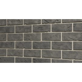 Tecos 1 doos (10 panelen) Brugse baksteenpaneel,Graniet Grijs