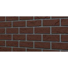 Tecos 1 doos (10 panelen) Brugse baksteenpaneel, Rood bruin