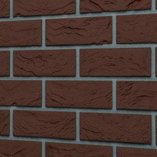 Tecos Brugse baksteenpaneel, Rood bruin