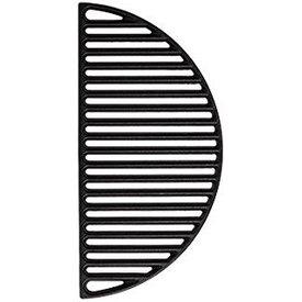 KamadoBBQ Gietijzeren Grillrooster - half rond - XL 49,5 cm