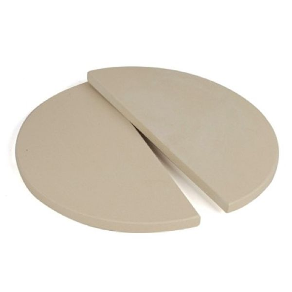 Keij Kamado® Set half moon plates 42 cm.