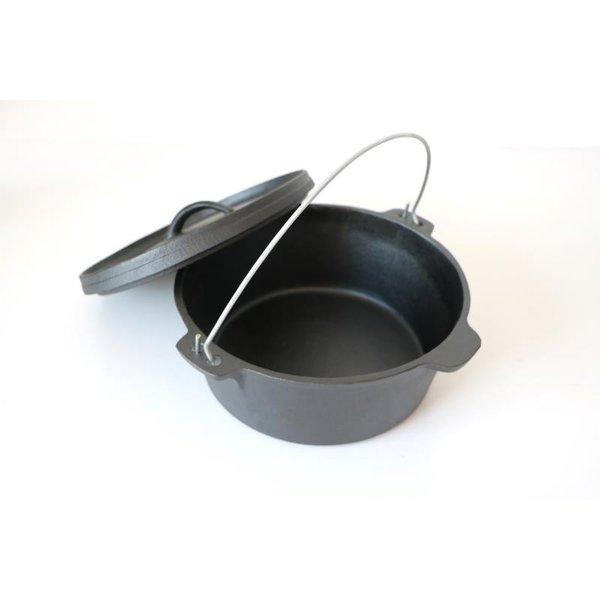 Keij Kamado® Dutch Oven 1,8 liter