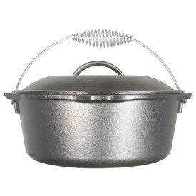 Lodge Lodge - Dutch Oven - L8DO3 - 4,7 liter - met Beugelhandgreep
