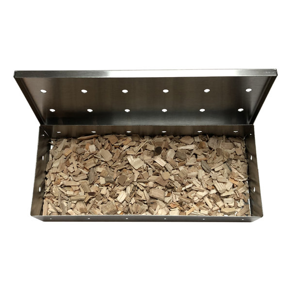 Smoker box - RVS