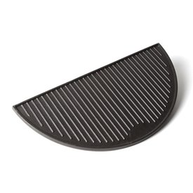 Keij Kamado® Grillplaat , half rond - Large 44,5 cm