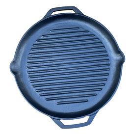 Keij Kamado® Gietijzeren grillpan - 25,5 cm - preseasoned