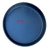 Set gietijzeren ronde steakplaten met losse handle - 20,5, 25 en 32 cm