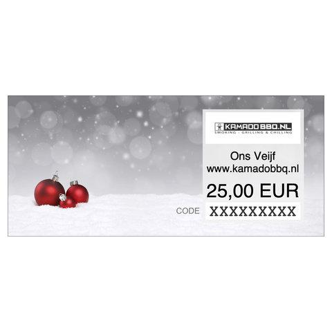 KamadoBBQ Cadeaubon - € 25,-