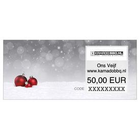 KamadoBBQ Cadeaubon - € 50,-