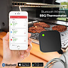 Bluetooth BBQ thermometer - 1 probe