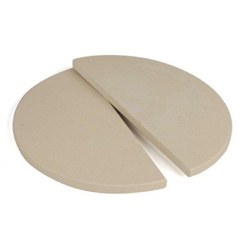 Half moon plates 26 cm