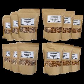 Keij Smokin' Hot Combipakket  Rookhout Chips  Large