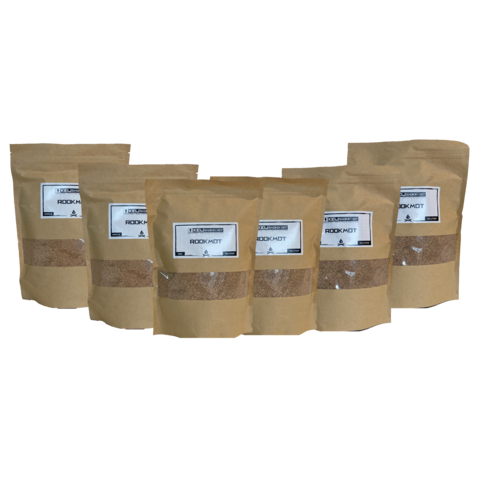 Combipakket  Rookhout mot Medium