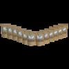Combipakket  Rookhout mot XL