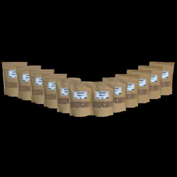 Keij Smokin' Hot Combipakket  Rookhout mot XL