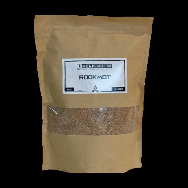 Keij Smokin' Hot Rookhout Mot Oak - 1,5 liter