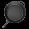 Gietijzeren skillet koekenpan - 30 cm - preseasoned