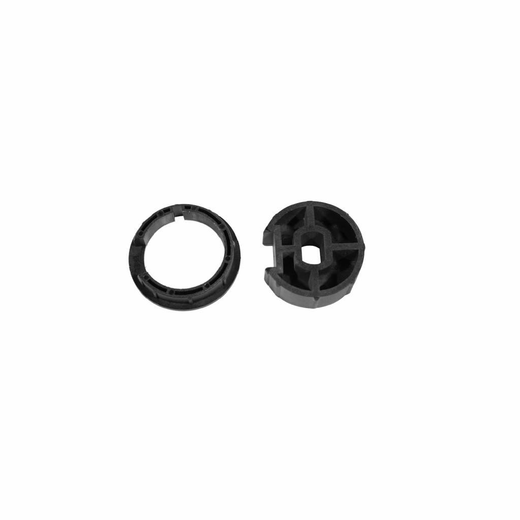 Brel Adaptieset buistmotor tbv as Ø 50 mm