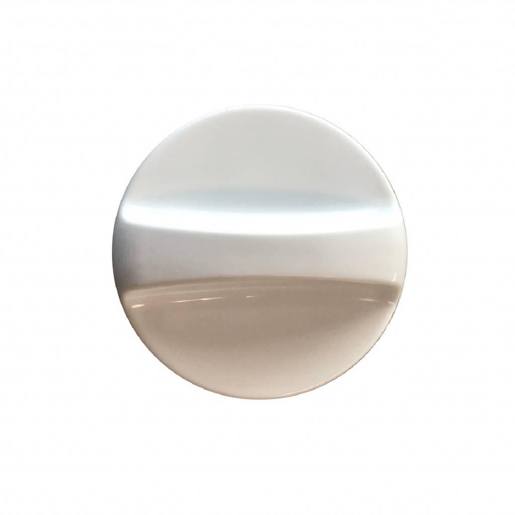 Geba Losse draaiknop voor GEBA draaischakelaar, alpina wit