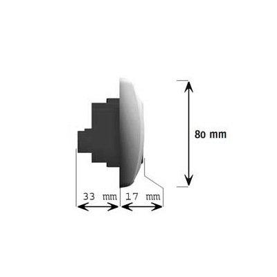 Somfy Inbouw tijdklok met lichtfunctie Chronis Comfort Uno