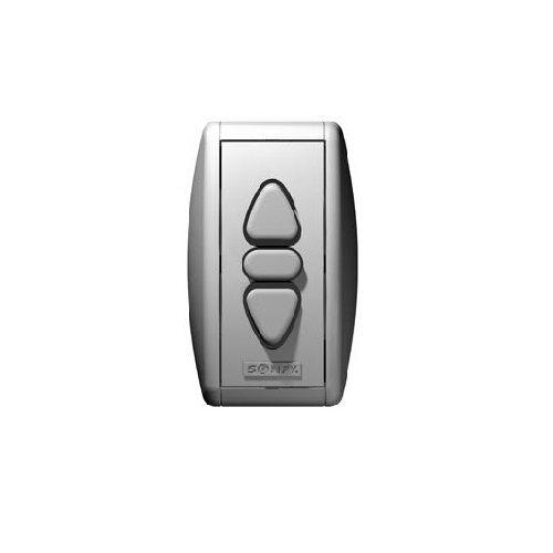 Somfy Opbouw drukschakelaar Inis Keo met automatisch nulpunt