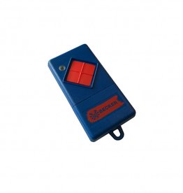 Becker 1-kanaals mini handzender - 40 MHz