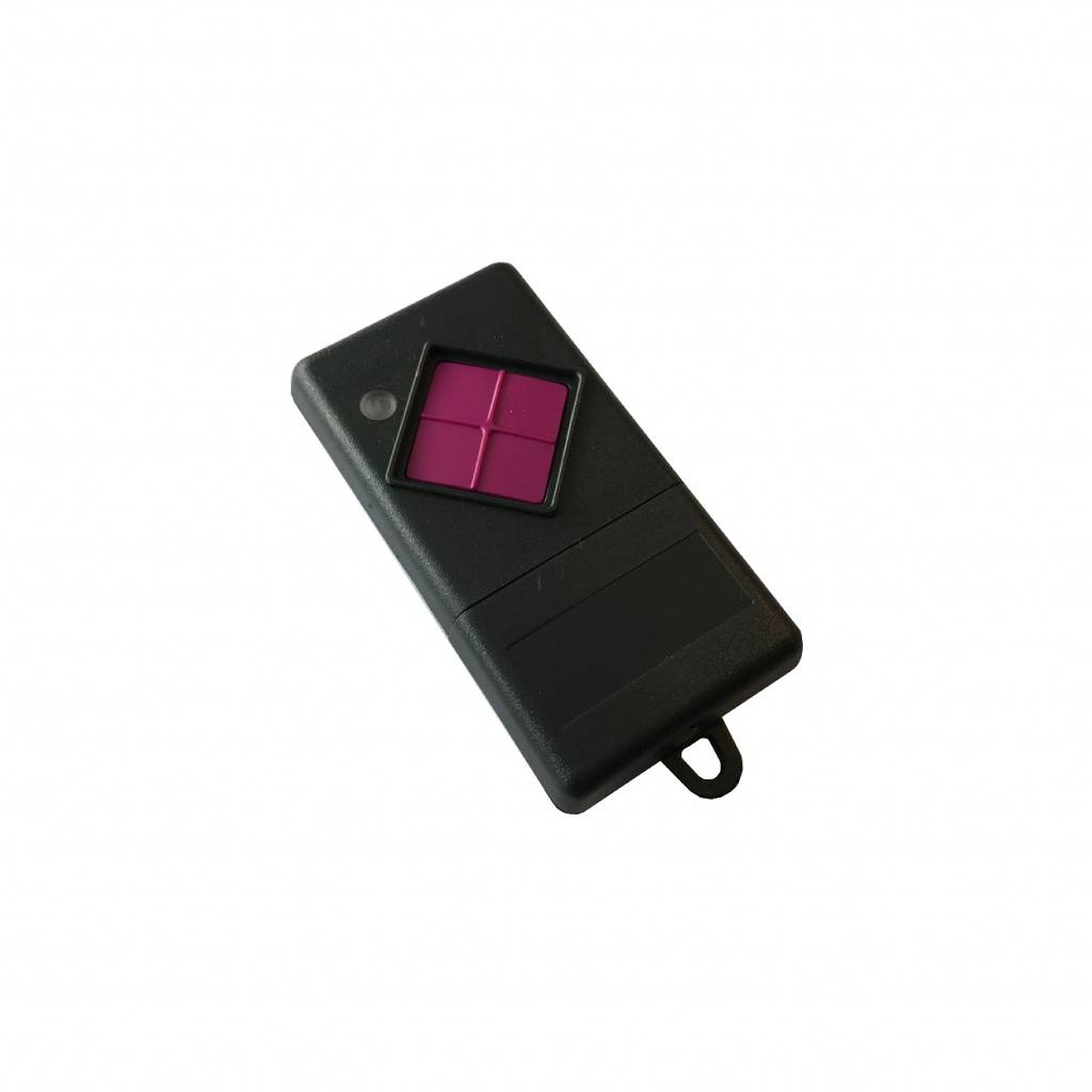 Becker 1-kanaals mini handzender - 433 MHz