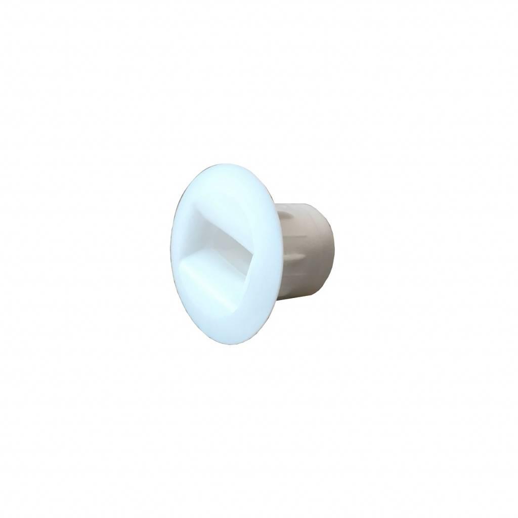 Siral Bandgeleider kunststof rond 30 mm