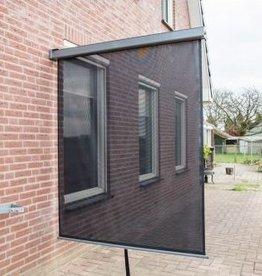 Windscherm transpa 1,5 x 2 meter