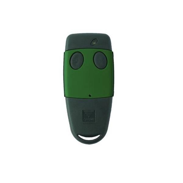 Cardin S449-QZ2 2-kanaals handzender groen