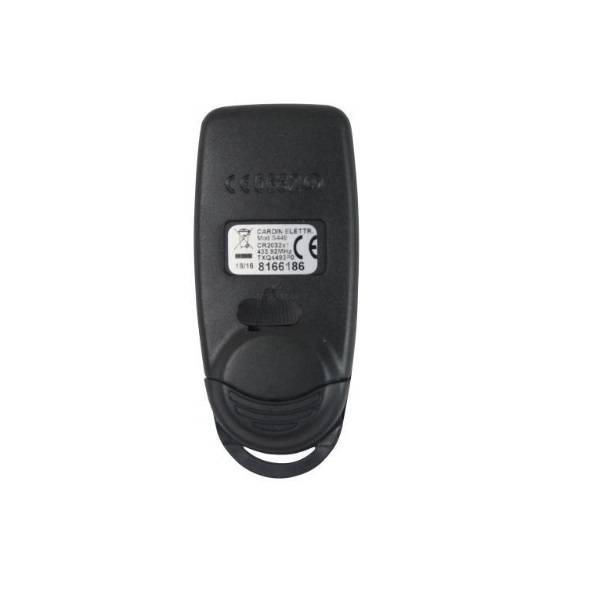 Cardin TXQ4492P0 2-kanaals handzender