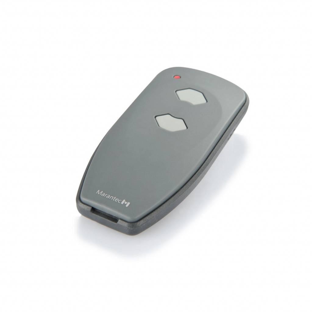 Marantec Digital 382 multi-bit 433 MHz - 2 kanaals handzender