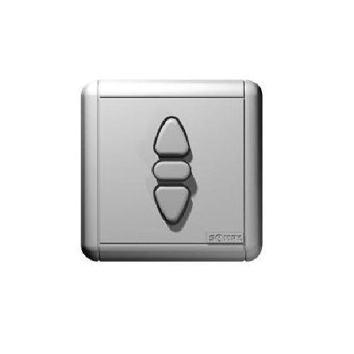 Somfy Inbouw drukknop Inis Keo met automatisch nulpunt