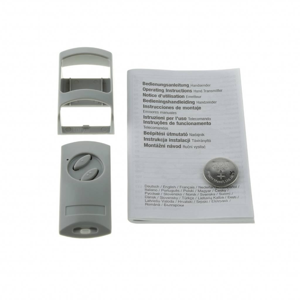 Hormann RSE2 - 433 EcoStar handzender