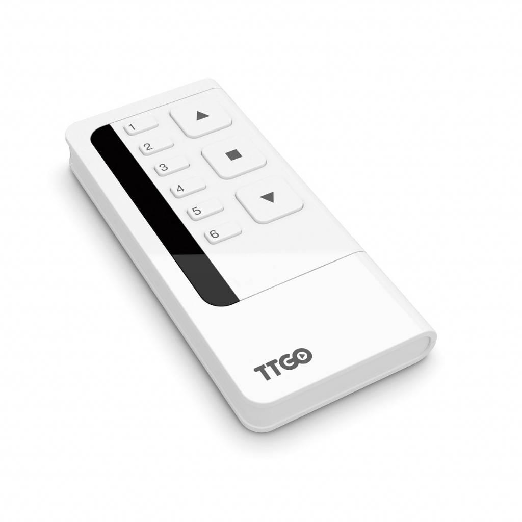 Huismerk handzender 6-kanaals TTGO TG6
