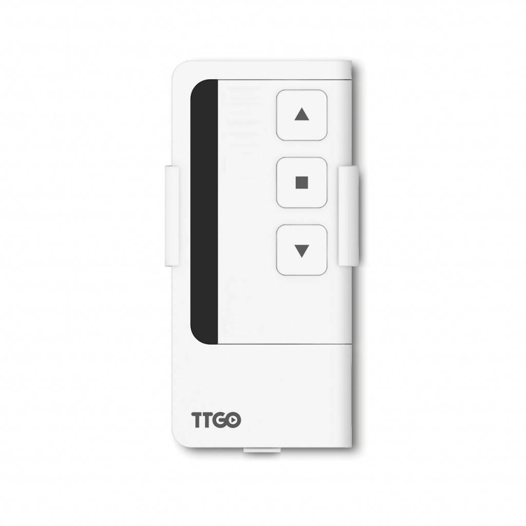 Huismerk handzender 1-kanaals TTGO TG1