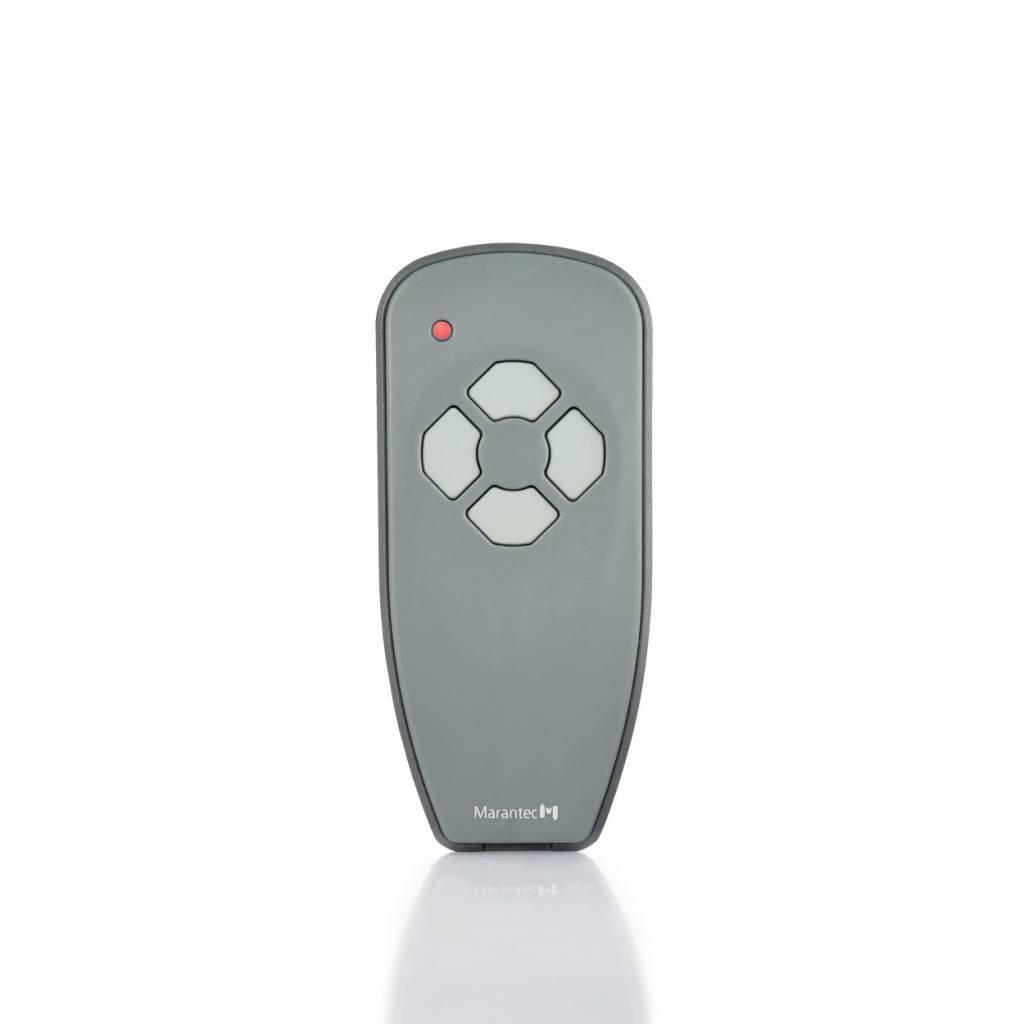 Marantec Digital 384 multi-bit 433 MHz - 4 kanaals handzender