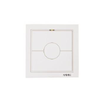 Faac TM2 1-kanaals 433 MHz wandzender