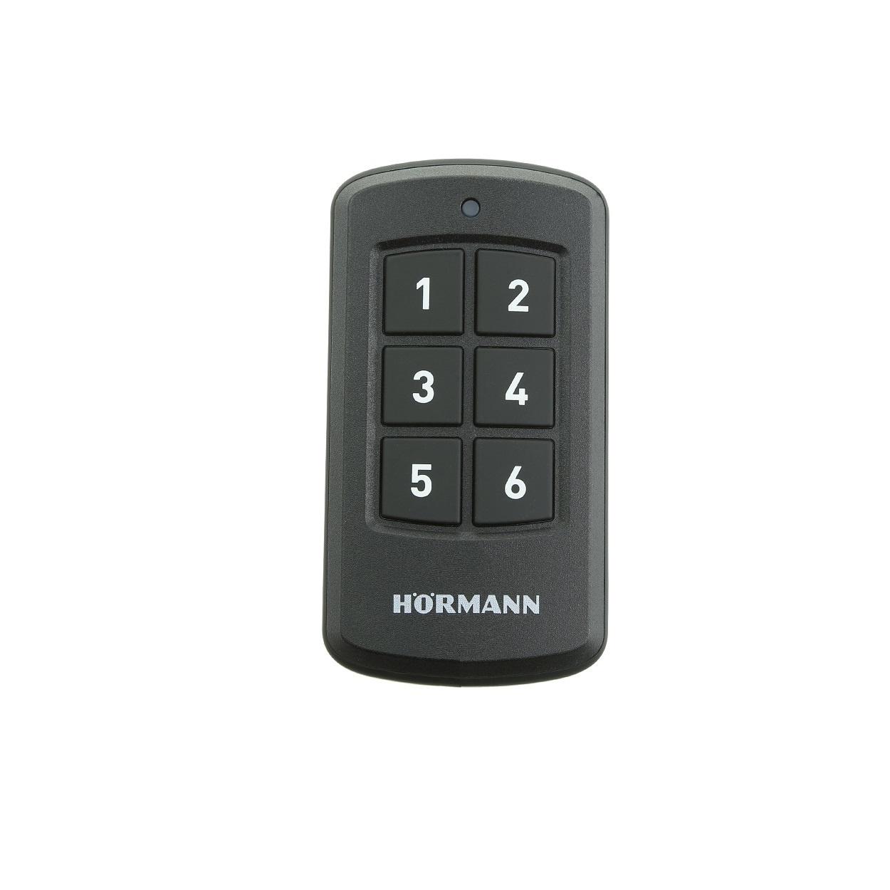 Hormann HSI 6 BiSecur Industriële handzender