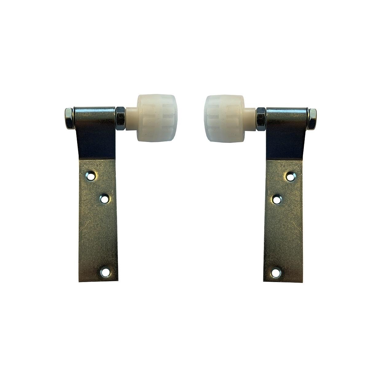 Huismerk Inlooprol voor 55 of 77 mm profiel