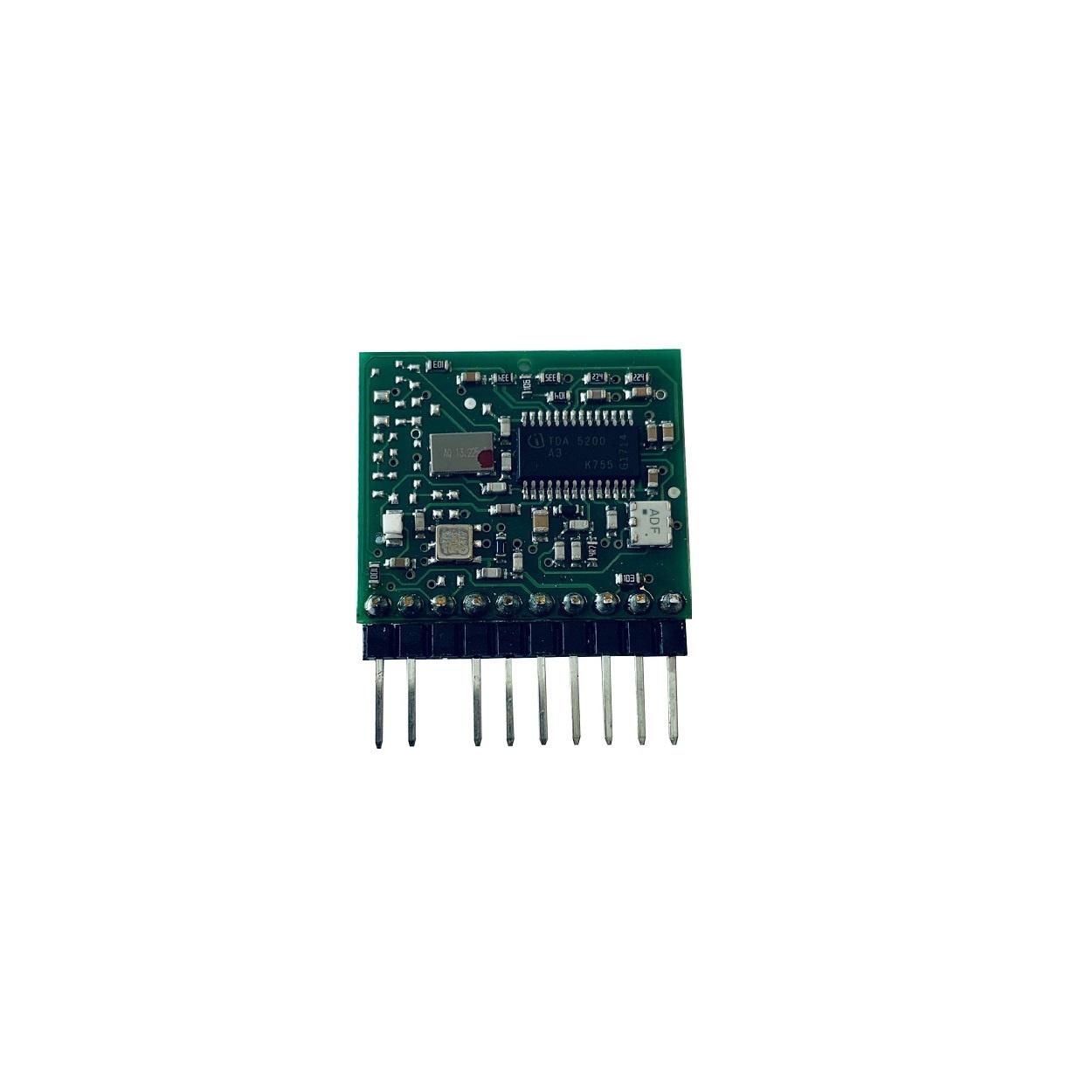 Tedsen Ontvangerprint EKXR710 incl. antenne, voor MO besturingen