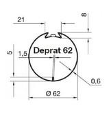 Nice Adaptieset M - Ø 63 mm doekgleuf