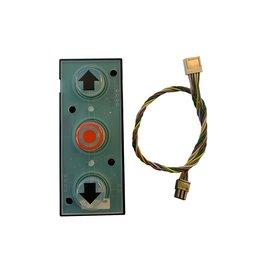 MFZ Drukknopprint tbv CS300 / CS310 stuurkast