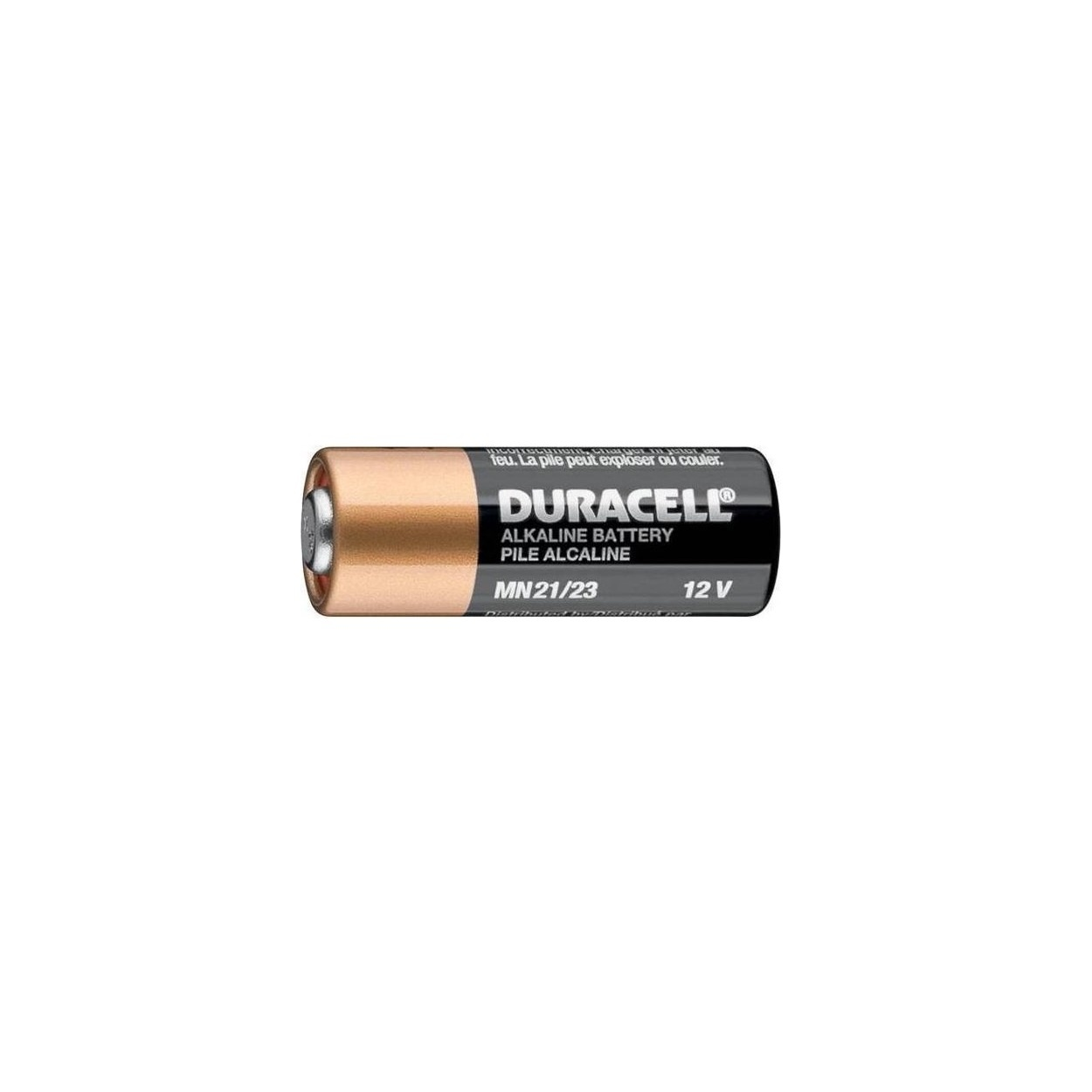 Duracell 12 Volt MN21 alkaline batterij